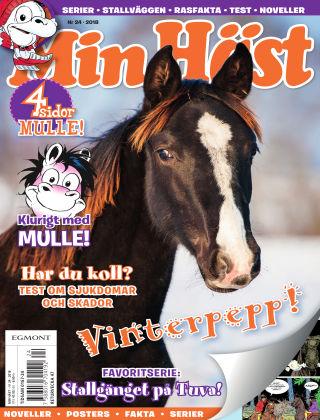 Min Häst 2018-10-30