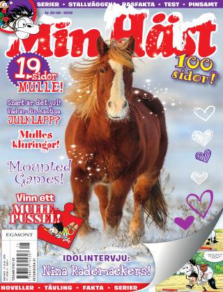 Min Häst 2018-11-20