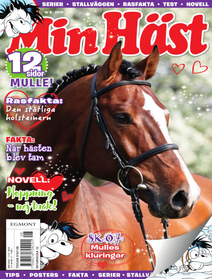 Min Häst March 05, 2019 00:00