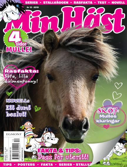Min Häst April 23, 2019 00:00