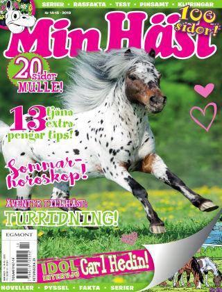 Min Häst 2019-06-04