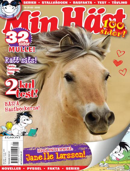 Min Häst September 17, 2019 00:00
