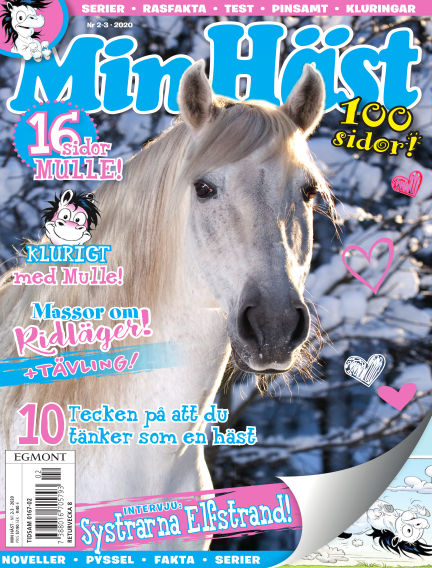Min Häst January 07, 2020 00:00