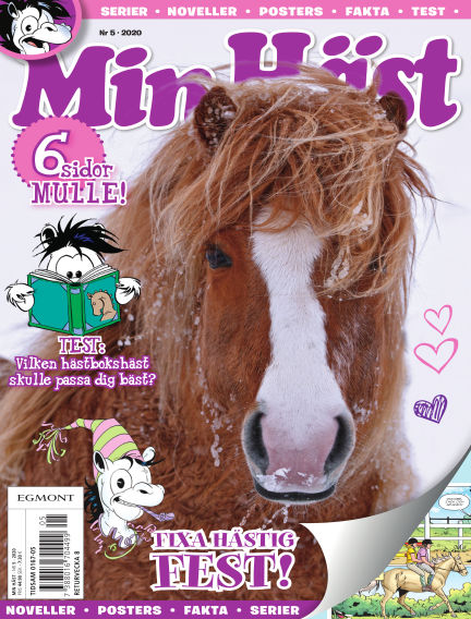 Min Häst February 04, 2020 00:00