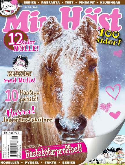 Min Häst February 18, 2020 00:00