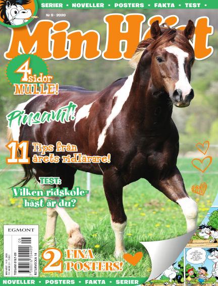Min Häst March 17, 2020 00:00