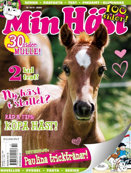 Min Häst March 31, 2020 00:00