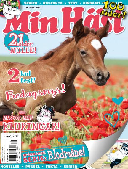 Min Häst June 02, 2020 00:00