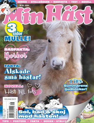 Min Häst 2020-06-30