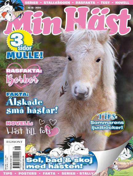 Min Häst June 30, 2020 00:00
