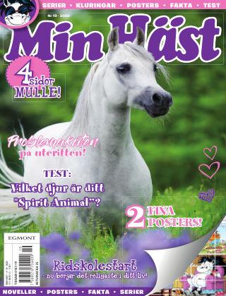 Min Häst 2020-08-04