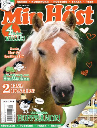Min Häst 2020-08-25