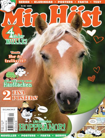 Min Häst August 25, 2020 00:00