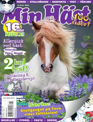 Min Häst 2020-09-15