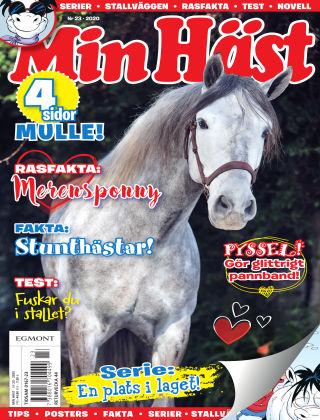 Min Häst 2020-10-06