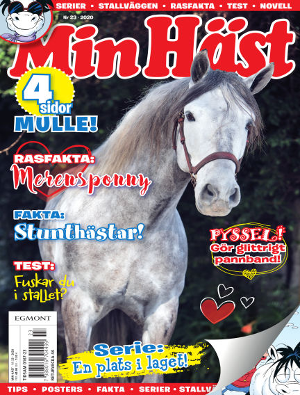 Min Häst October 06, 2020 00:00