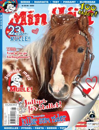Min Häst 2020-11-17