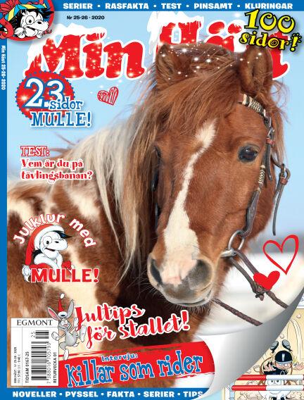 Min Häst November 17, 2020 00:00