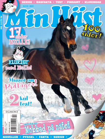 Min Häst January 05, 2021 00:00