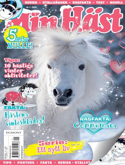Min Häst December 15, 2020 00:00