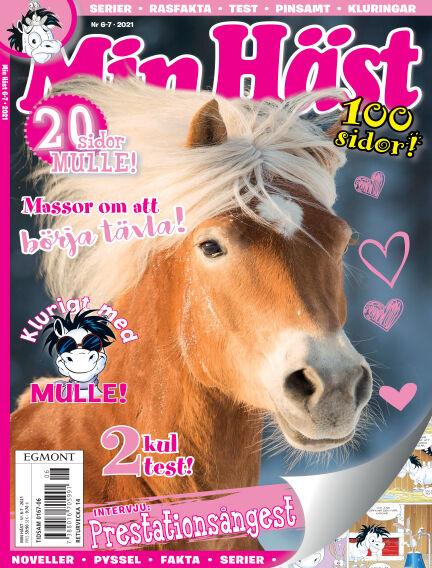 Min Häst February 16, 2021 00:00
