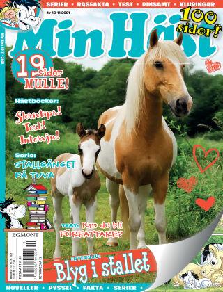 Min Häst 2021-04-06