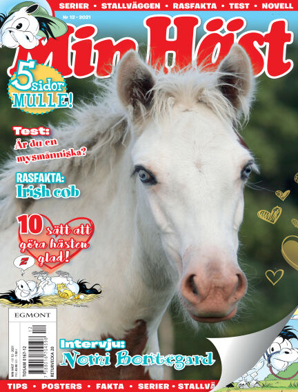Min Häst April 20, 2021 00:00