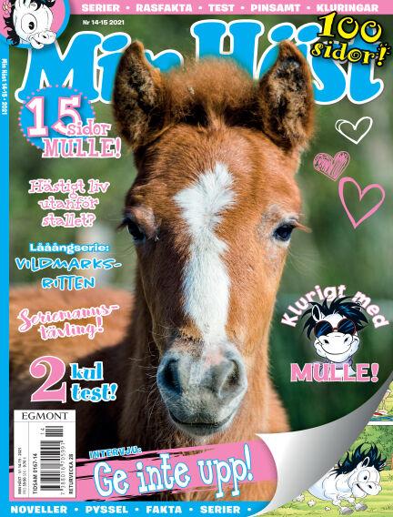 Min Häst June 01, 2021 00:00