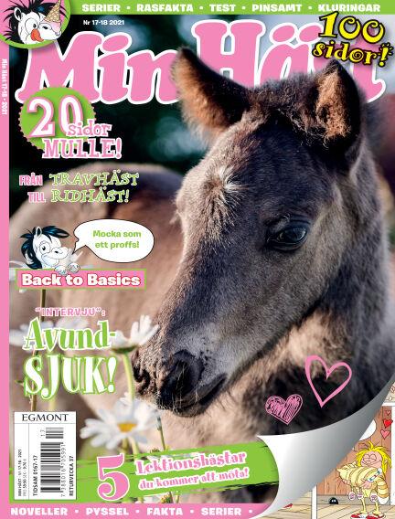 Min Häst July 13, 2021 00:00