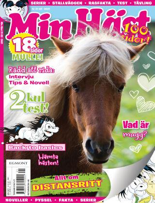 Min Häst Nr 21/22 2021