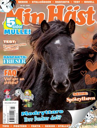 Min Häst 2021-10-05