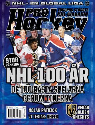 Pro Hockey (Inga nya utgåvor) 2017-11-07