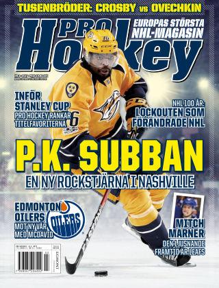 Pro Hockey (Inga nya utgåvor) 2017-04-11