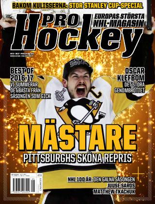 Pro Hockey (Inga nya utgåvor) 2017-07-18