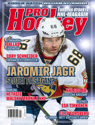 Pro Hockey (Inga nya utgåvor) 2017-01-03
