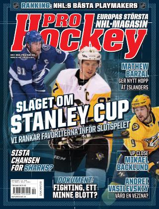 Pro Hockey (Inga nya utgåvor) 2018-04-10