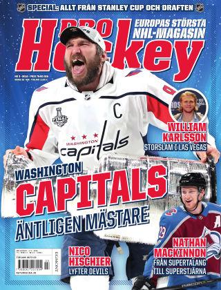 Pro Hockey (Inga nya utgåvor) 2018-07-17
