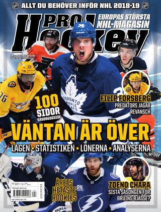 Pro Hockey (Inga nya utgåvor) 2018-09-27