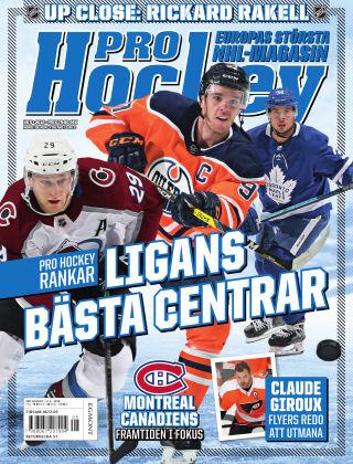 Pro Hockey (Inga nya utgåvor) 2018-11-08