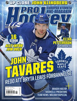 Pro Hockey (Inga nya utgåvor) 2018-12-18