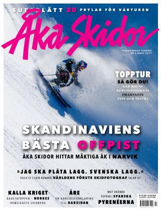 Åka Skidor 2017-03-03