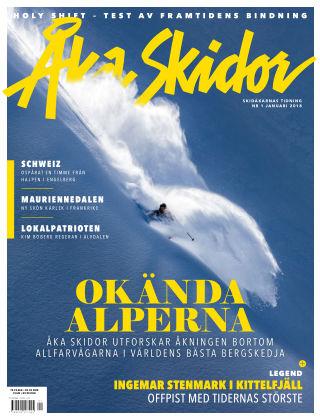 Åka Skidor 2018-01-11