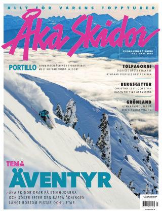 Åka Skidor 2018-03-08