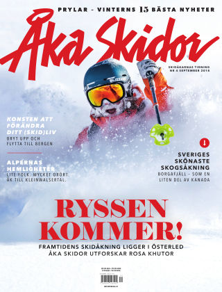 Åka Skidor 2018-09-06
