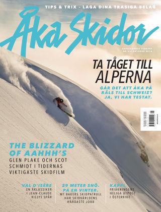 Åka Skidor 2018-10-10