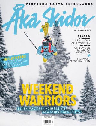 Åka Skidor 2018-11-08