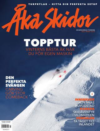 Åka Skidor 2019-03-07
