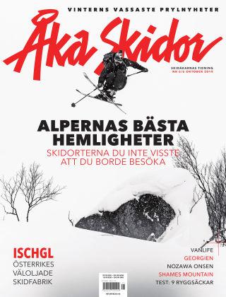 Åka Skidor 2019-10-17