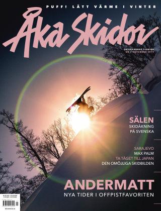 Åka Skidor 2019-11-14