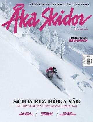 Åka Skidor 2020-03-19